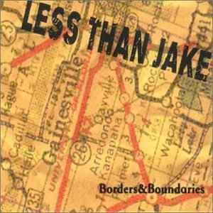 Borders & Boundaries album cover