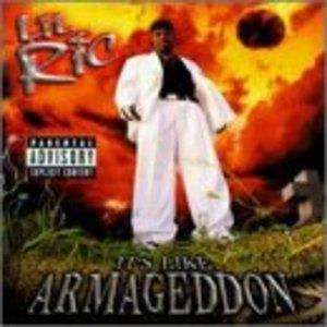 It's Like Armageddon album cover
