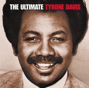 The Ultimate Tyrone Davis album cover