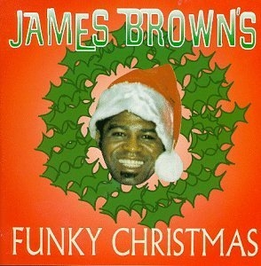 Funky Christmas album cover