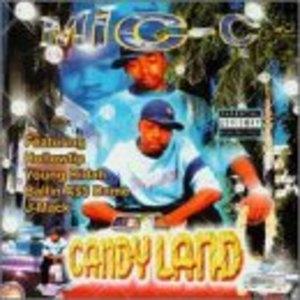 Candyland album cover
