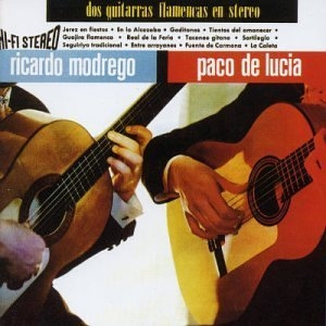 Dos Guitarras Flamencos En Estereo album cover