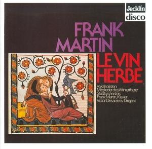 Martin: Le Vin Herbe album cover