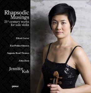 Rhapsodic Musings album cover