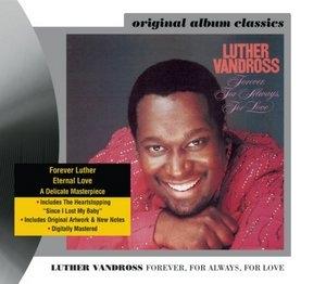 Forever, For Always, For Love album cover