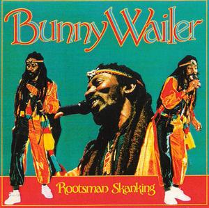 Rootsman Skanking album cover
