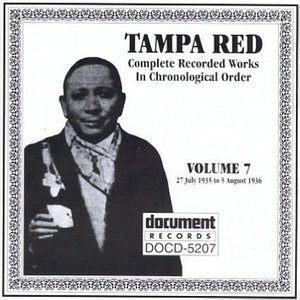 Complete Recorded Works-Vol.7 (1935-1936) album cover