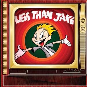 The TV~ EP album cover