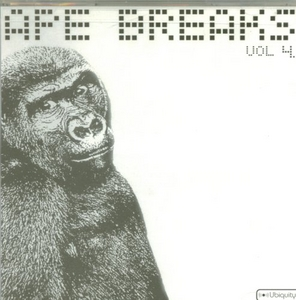 Ape Breaks, Vol. 4 album cover