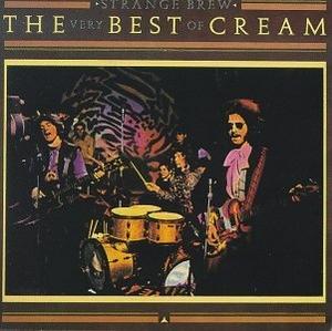 Strange Brew: The Very Best Of Cream album cover