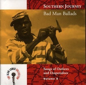 Southern Journey, Vol.5: Bad Man Ballads album cover