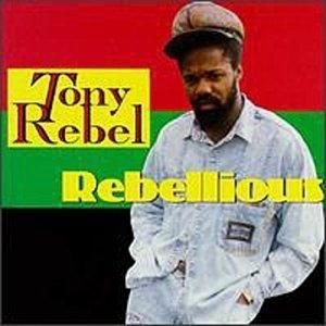 Rebellious album cover