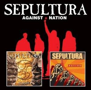 Against~ Nation album cover