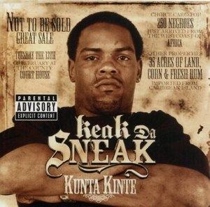 Kunta Kinte album cover
