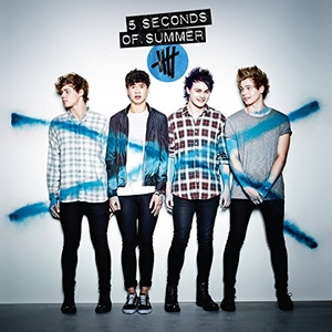 5 Seconds Of Summer album cover
