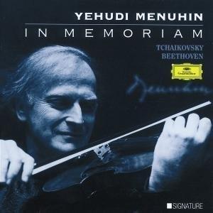 Yehudi Menuhin: In Memoriam album cover