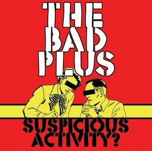 Suspicious Activity album cover