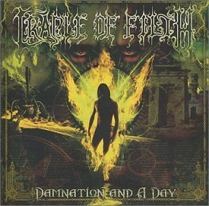 Damnation And A Day album cover