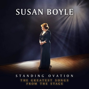Standing Ovation: The Greatest Songs From The Stage album cover