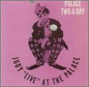 Live At The Palace album cover