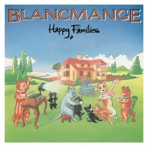 Happy Families album cover