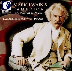 Mark Twain's America album cover