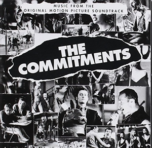 The Commitments: Original Motion Picture Soundtrack album cover