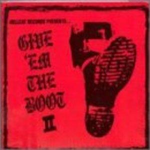 Hellcat Records Presents...Give 'Em The Boot II album cover