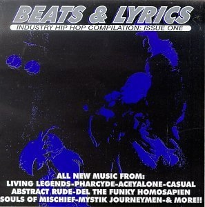 Beats & Lyrics: Industry Hip Hop Compilation, Issue One album cover