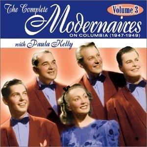 The Complete Modernaires On Columbia Vol.3 album cover