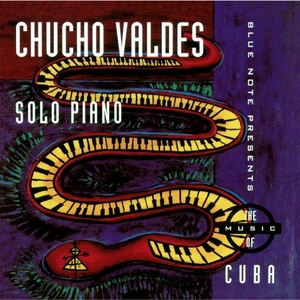 Solo Piano album cover