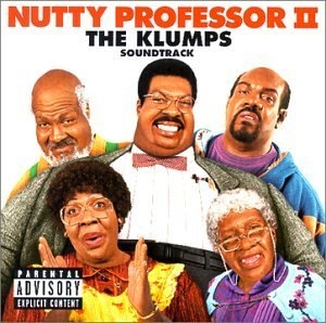 Nutty Professor II: The Klumps (Soundtrack) album cover
