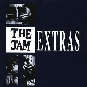 Extras: A Collection Of Rarities album cover