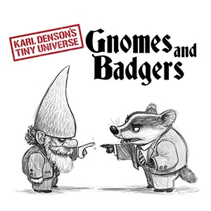 Gnomes and Badgers album cover