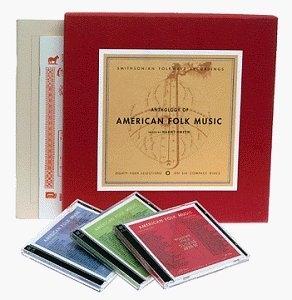 Anthology Of American Folk Music Vol.1-3 album cover
