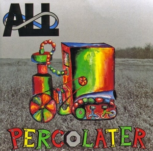 Percolater album cover