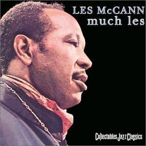 Much Les album cover
