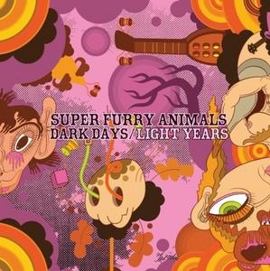 Dark Days~ Light Years album cover