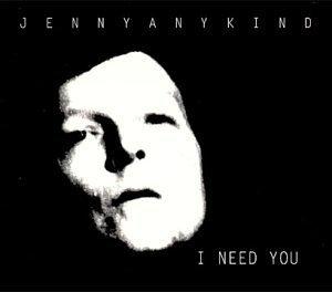 I Need You album cover