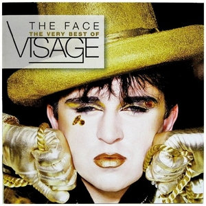 The Face: The Very Best Of Visage album cover
