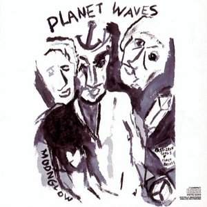 Planet Waves album cover