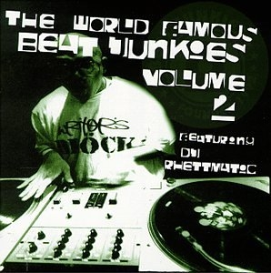 The World Famous Beat Junkies, Vol. 2 album cover