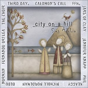 City On A Hill: Sing Alleluia album cover