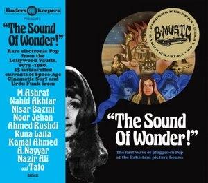 The Sound Of Wonder! album cover