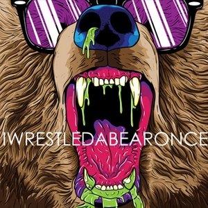 Iwrestledabearonce album cover