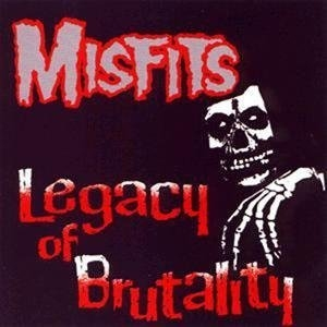 Legacy Of Brutality album cover