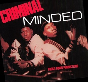 Criminal Minded album cover