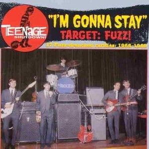 Teenage Shutdown-I'm Gonna Stay album cover