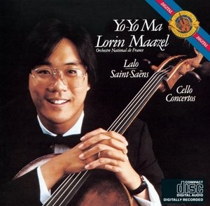 Saint-Saens: Cello Concerto No.1~ Lalo: Cello Concerto album cover