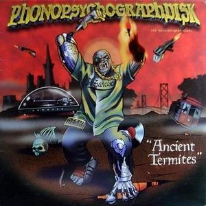 Ancient Termites album cover